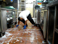 Restaurant Cleaning Wembley